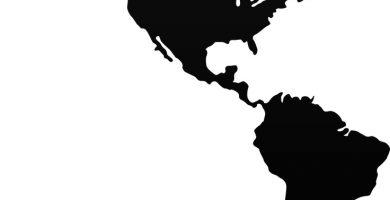 mapas de america